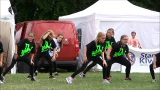 JHH Dance perform at Stamford Festival 2017