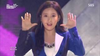 [1080p 60fps] 160612 T-ara Bo Peep Bo Peep + Roly Poly + So Crazy Dream Concert 2016