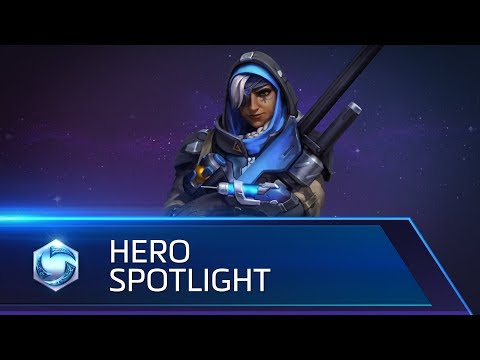 Ana Spotlight – Heroes of the Storm