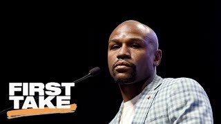 Mayweather-McGregor Brings Needed Attention To Boxing | First Take | June 15, 2017