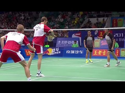Xxx Mp4 M Boe C Mog V M Ahsan H Setiawan MD F Wang Lao Ji BWF World Champ 2013 3gp Sex