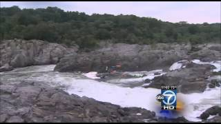 Kayaker's body recovered from Potomac
