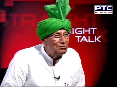 Watch Straight Talk with Om Prakash Chautala P3