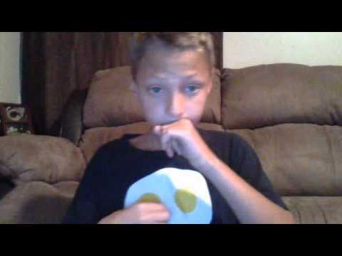 INSANE 12 year old kid raps Rap God