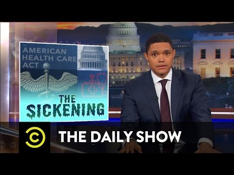 Republicans Can t Get Their S t Together on Health Care The Daily Show