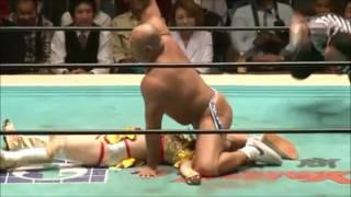 Tsukasa Fujimoto & Otokozakari Vs. Arisa Nakajima & Tubakichi Sanshu