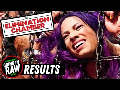 Xxx Mp4 WWE Elimination Chamber 2019 Review Full Results Going In Raw Podcast 3gp Sex