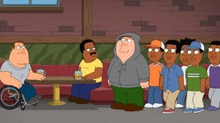Peters Old Friends Meet New Friends - Family Guy