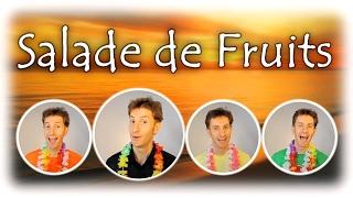 Salade de Fruits (Bourvil) - French Barbershop Quartet