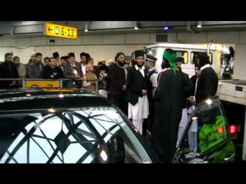 Hazarat Pir Muhammed Naqeeb Ur Rehman Sahib Eidgah Sharif Arrial Heathrow London 23 02 11