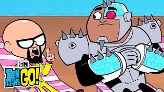 Teen Titans Go! | Legion of Doooom | Cartoon Network