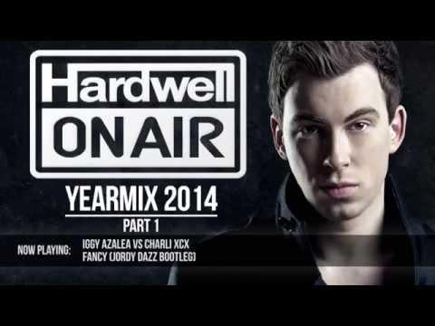 Hardwell On Air 2014 Yearmix Part 1