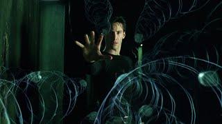 Matrix 1 - Résurrection (Scène Culte)