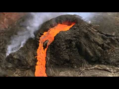 Collecting Lava Inside Planet Earth 2009