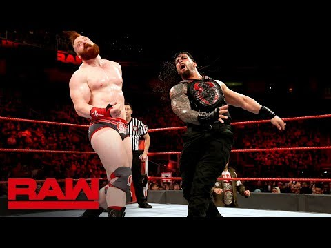 Xxx Mp4 Roman Reigns Vs Sheamus Raw Feb 12 2018 3gp Sex