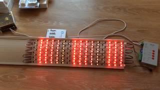 WS2803 and T-1000S - basic program - LEDshopik.cz