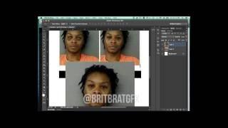 Sandra Bland Fake Mugshot Proof #RIPSandraBland