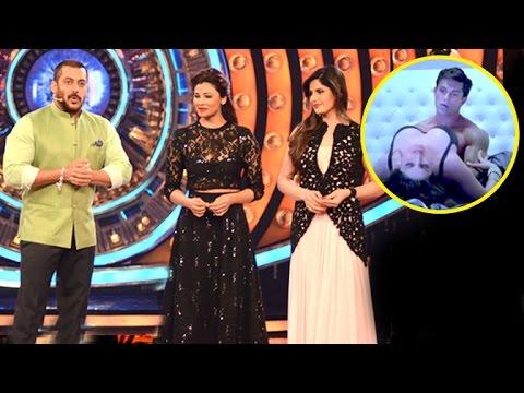 Bigg Boss 9: Salman INSULTS Zareen Khan & Daisy Shah For scenes In Hate Story 3
