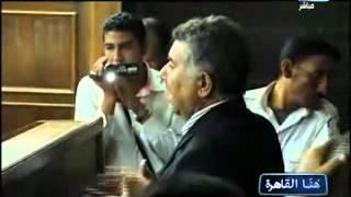 بالفيديو. شهادة مدير سجن وادى النطرون سابقا اللواء عبدالخالق ناصر في قضية هروب مرسي من وادي النطرون