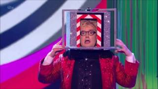 Neils Harder: The CRAZY Magician GOES BONKERS! | Semi-finals | Britain's Got Talent 2017
