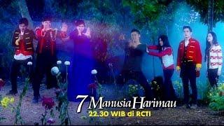7 MANUSIA HARIMAU : Gumara dan Pitaloka coba selamatkan Ratna dari dunia ilusi