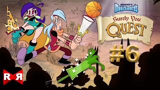 Surely You Quest – Mighty Magiswords Casual RPG - iOS / Android Gameplay Part 6