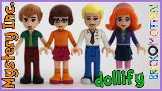 Scooby Doo LEGO Dollify 2 - Mystery Inc.