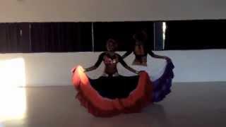 ATS skirt Bellydance - la Comédie Tribale Bordeaux