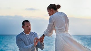 Why Alex Rodriguez Reveals He Practiced Proposing to Jennifer Lopez 3 Times!