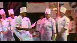 Producciones Anngar Presenta Latinchef Desafio Culinario 2012