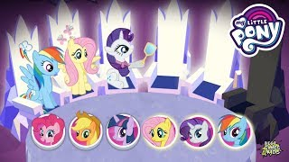 My Little Pony: Harmony Quest #120 | RECOVER the 6 Elements of Harmony! By Budge