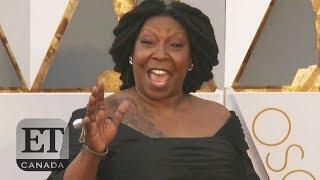 Oscars Respond To Whoopi Hosting Theory