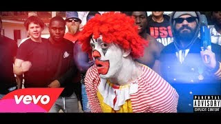 Ronald McDonald - Drama Alert (Official Music Video)