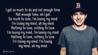 Charlie Puth - Losing My Mind (Lyrics) 🎵