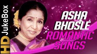 Asha Bhosle Romantic Songs   Asha Bhosle Superhit Video Songs Jukebox    Bollywood Hindi Songs