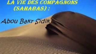 LA VIE D'ABOU BAKR SIDIK(le véridique)/LES COMPAGNONS/ABOU ANAS