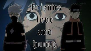 Obito Uchiha ~ Friends, Love and Honor