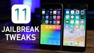 Jailbreak Tweaks in iOS 11!