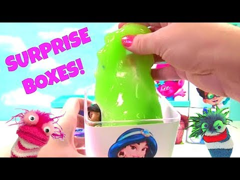 Huge Surprise Toy Blind Box Show: Paw Patrol, Trolls, Moana, Dory, Princess and PJ Masks