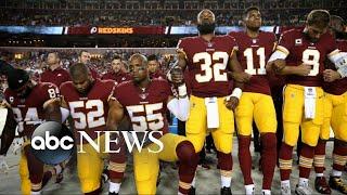 Athletes defend NFL protests amidst Trump's condemnations