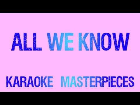 Download All We Know (Originally by The Chainsmokers & Phoebe Ryan) [Instrumental Karaoke] COVER