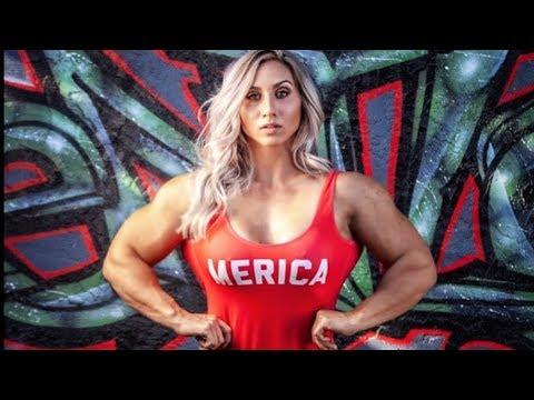 Xxx Mp4 Muscles Girl Motivation Shannon Courtney Workout Female Bodybuilding Fbb 3gp Sex
