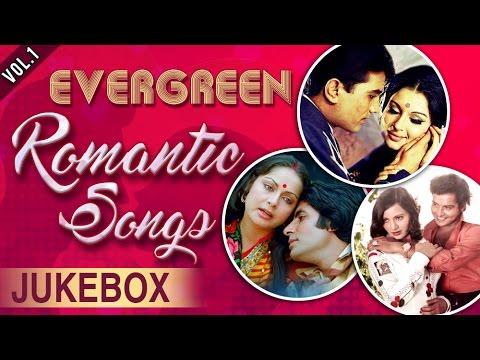 Evergreen Romantic Love Song - Vol 1   Old Hindi Songs Jukebox