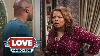 Philip Admits That He Hates the New Furniture   Tyler Perry's Love Thy Neighbor   OWN