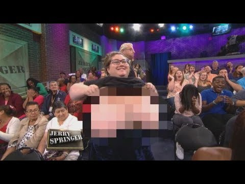 Xxx Mp4 Greatest Flash Of All Time The Jerry Springer Show 3gp Sex