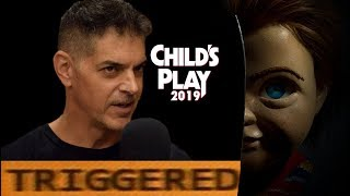 """Don Mancini's """"feelings were hurt"""" about Childs play remake!"""