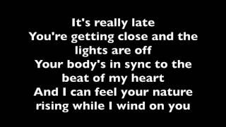 Ciara - Dance Like We're Making Love Lyrics