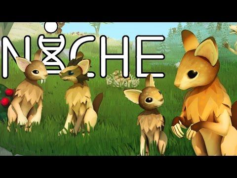Xxx Mp4 Niche Gameplay Rabbit Dog Genetic Survival Game Let S Play Niche Gameplay 3gp Sex