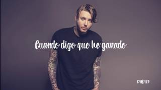 Finally  James Arthur  Traducida Al Espaol
