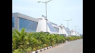 BOM-CCJ (Mumbai to Calicut) AI581 , Calicut international airport approach and landing